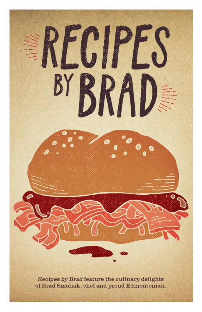 Recipes By Brad