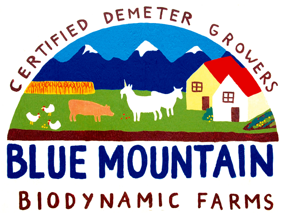 Blue Mountain Biodynamic Farm